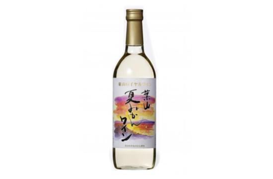 夏みかんワイン