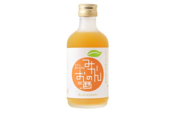 中埜酒造 國盛 みかんのお酒